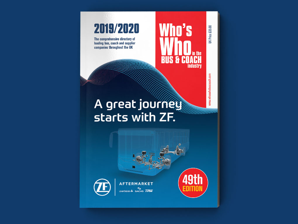 Who's Who in the Bus & Coach Industry Directory